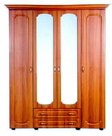 Шафа 4х дверний Ш-1615 Дженіфер БМФ / Шкаф 4х дверной Ш-1615 Дженнифер БМФ, фото 1