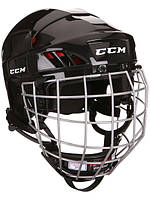 Шлем CCM Fitlite 50 с решеткой