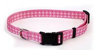 Coastal Pet Attire Style ошейник для собак, 2,5смХ45-71см розовая точка | 2,5 см.Х45-71 см.