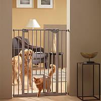 Savic ДОГ БАРЬЕР+ДВЕРЬ 107 (Dog Barrier+small door) перегородка для собак с дверцей 107Х75-84 см.