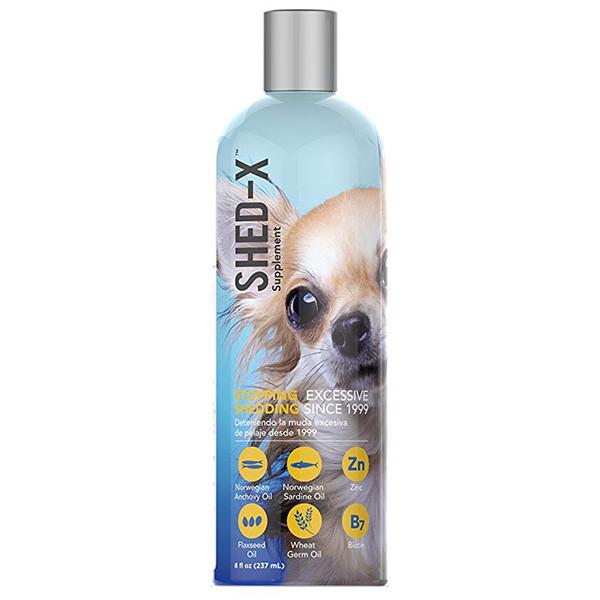 SynergyLabs Shed-X Dog СИНЕРДЖИ ЛАБС ШЕД-ИКС ДОГ добавка для шерсти собак, против линьки 0.946 | 0.946кг