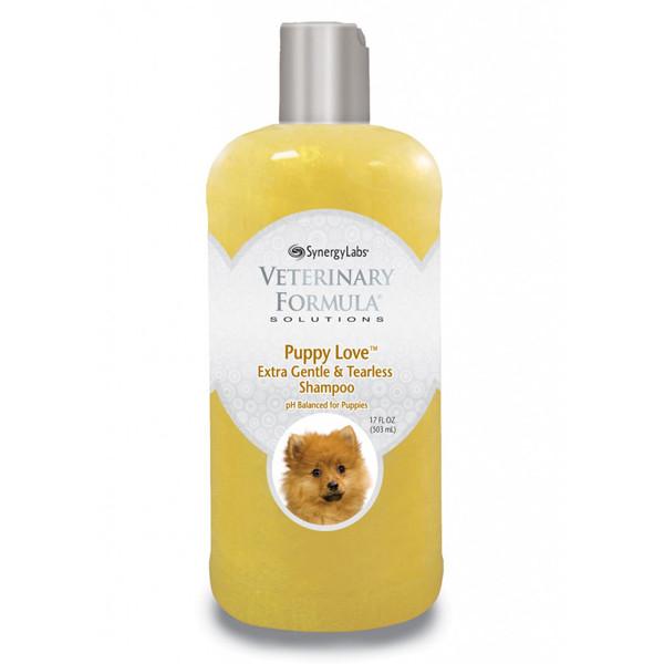 Veterinary Formula Puppy Love Shampoo  экстра нежный шампунь для щенков от 6 недель 0,503 л.