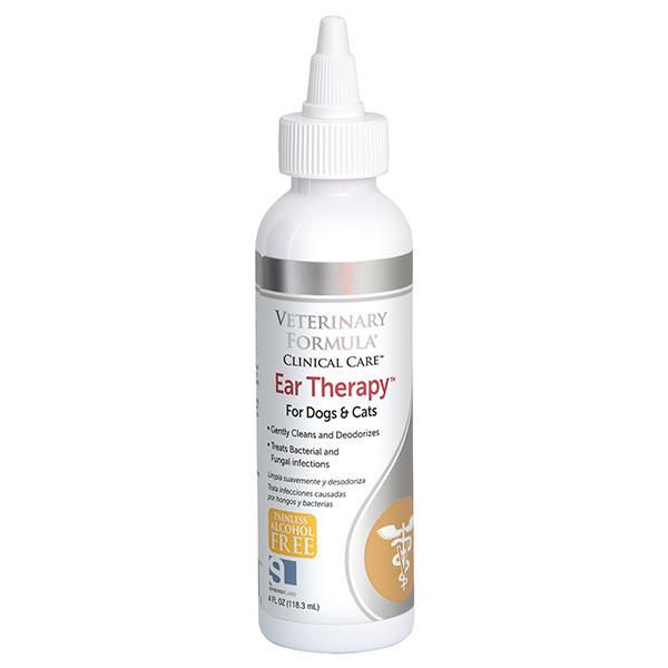 Veterinary Formula Ear Therapy ВЕТЕРИНАРНАЯ ФОРМУЛА терапия ушей ушные капли для собак и кошек 0.118   0.118кг
