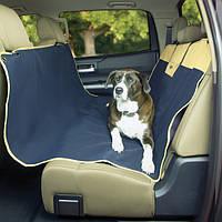 Bergan Classic 600D Polyester Seat Protector БЕРГАН КЛАССИК ГАМАК подстилка в автомобиль для собак синий