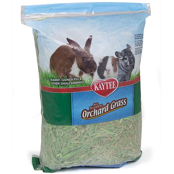 Kaytee Orchard Grass КЕЙТИ ОРЧАРД ТРАВА садовое сено корм для грызунов 0.454кг