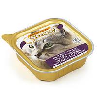 Mister Stuzzy Cat Tuna МИСТЕР ШТУЗИ ТУНЕЦ корм для котов, паштет, 100 г 0.1кг