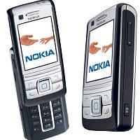 Корпус для Nokia 6280, черный, оригинал