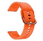 Ремешок SIKAI Sport Style Youth для Xiaomi AMAZFIT Bip / 20 мм Orange (Оранжевый), фото 4
