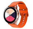 Ремешок SIKAI Sport Style Youth для Xiaomi AMAZFIT Bip / 20 мм Orange (Оранжевый), фото 3