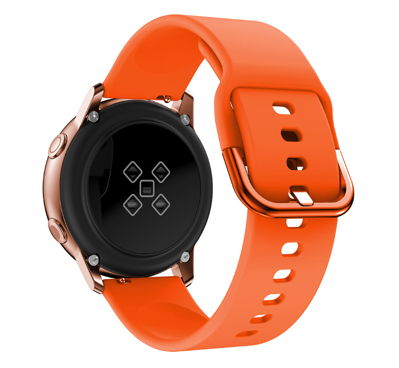 Ремешок SIKAI Sport Style Youth для Xiaomi AMAZFIT Bip / 20 мм Orange (Оранжевый)