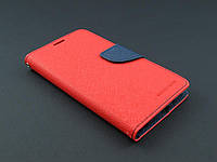 Чехол книжка Goospery для LG Optimus G3 Stylus D690 красный