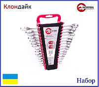 Набор ключей Intertool HT-1204