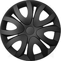 Колпаки колесные MIKA радиус R15 4шт Olszewski Черный