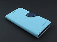 Чехол книжка Goospery для LG Optimus G3 Stylus D690 голубой