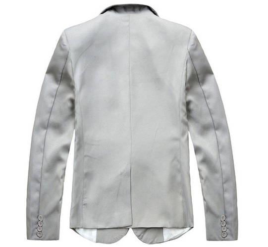 Пиджак серый, фото 2