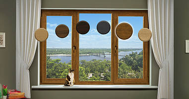 Окна и двери WDS