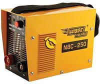 Сварочный инвертор KAISER NBC-250 PROFI