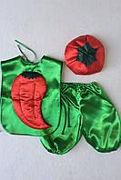 Детский карнавальный костюм Bonita Перец №1 105 - 120 см Красный