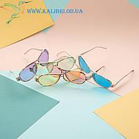 """Детские солнцезащитные очки """"Капельки"""", фото 2"""