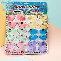 """Детские солнцезащитные очки """"Капельки"""", фото 3"""