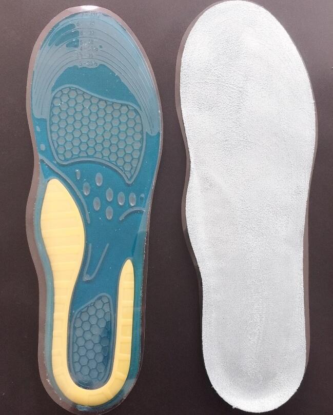 Стельки гелевые для обуви с супинатором размер L 05013/02