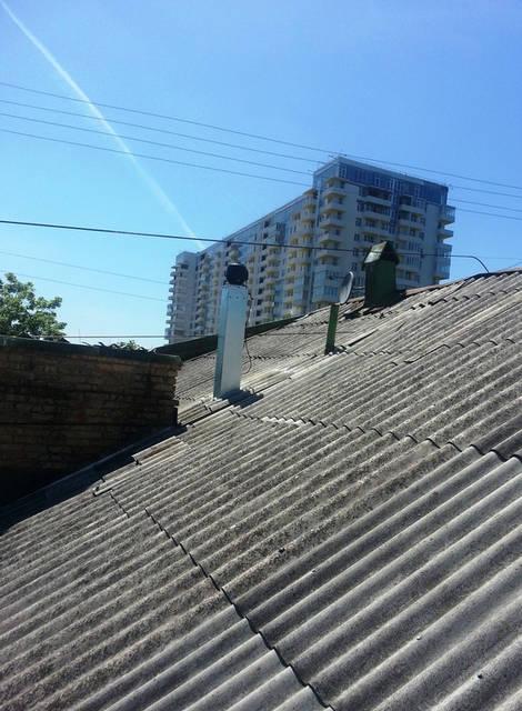 Гибридный вентилятор для вентиляции квартиры.