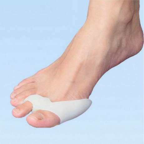 Корректоры(сепараторы) косточек на ногах (вальгус-корректор) на 2 пальца (пара)