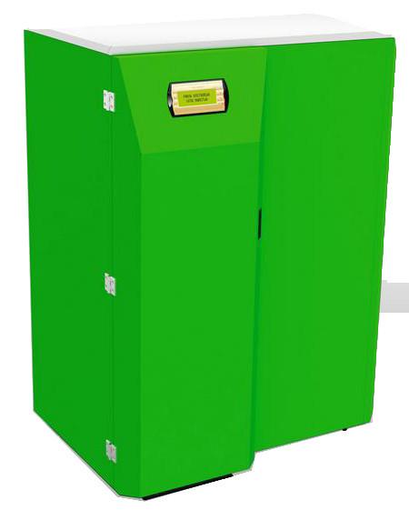 Твердотопливные котлы Kostrzewa Compact Bio Luxury 24 кВт (Польша)