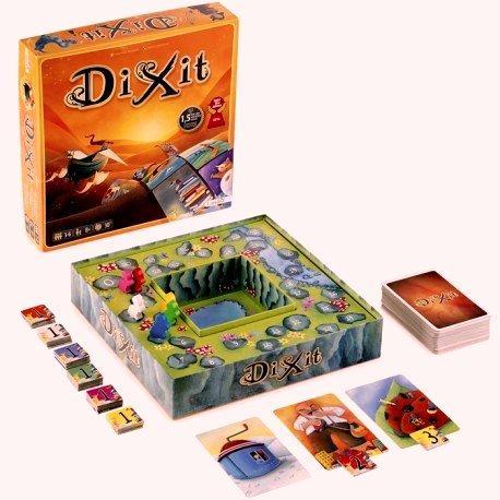 Настольная игра   Дикcит   Діксіт   Dixit   Libellud (France)