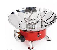 Газовая горелка WILD HM 166-L4-2-ІІ пьезо, веер, купить