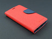 Чехол книжка Goospery для LG Optimus G3s D724 красный
