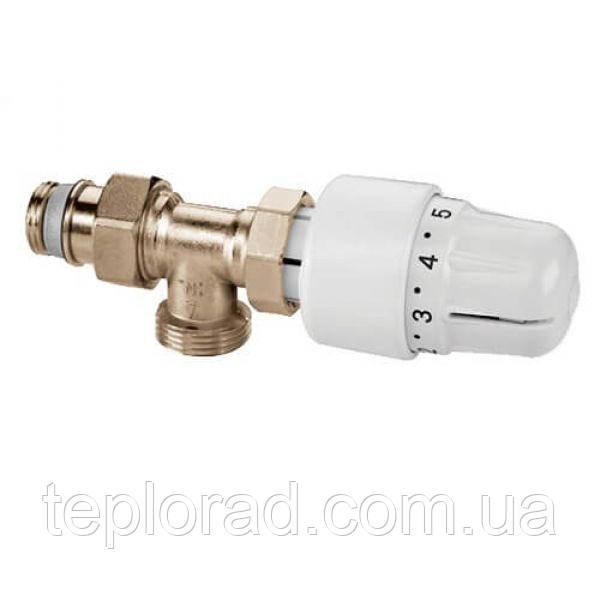 Вентиль Simplex Meibes RTL в комплекте с термостатической головкой (прямой)