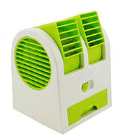 Кондиціонер Air Conditioning Cooler USB Mini Electric Fan, настольнй міні кондиціонер, юсб кондиціонер