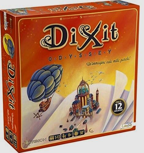 Настольная игра Дикcит Одиссея Dixit Odyssey от Libellud