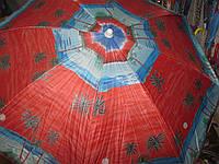 Пляжный зонт с наклоном 2 м, фото 1