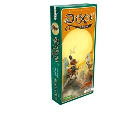 Настольная игра Дикcит Истоки Dixit Origins