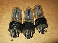 Радіолампи 6Н8С ( 3 шт.)