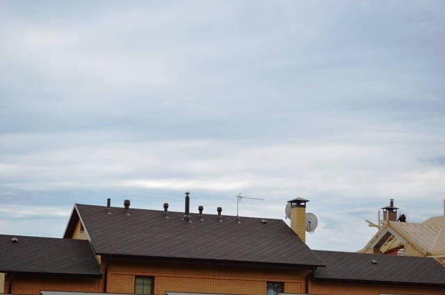 Естественная и механическая вентиляция дома (гибридная вентиляция).