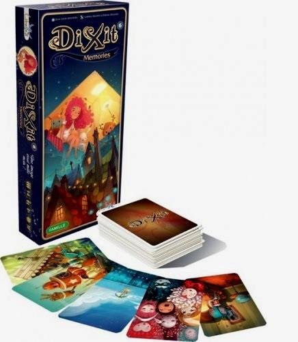 Настольная игра Дикcит Воспоминания Dixit Memories от  Libellud