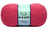 """Пряжа Nako Ninni Bebe """"236"""" Детская для Ручного Вязания"""