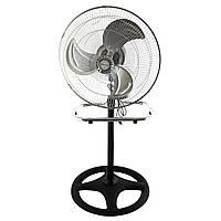 Напольный-настольный, настенный вентилятор (3 в 1) Domotec