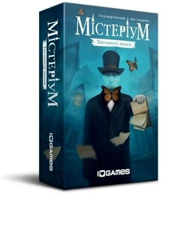 Настольная игра Мистериум. Тайные Знаки (Містеріум. Таємничі Знаки) Igames