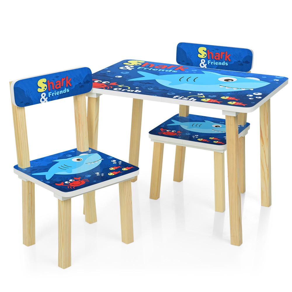 Детский столик с двумястульчиками 501-74 Гарантия качества Быстрая доставка