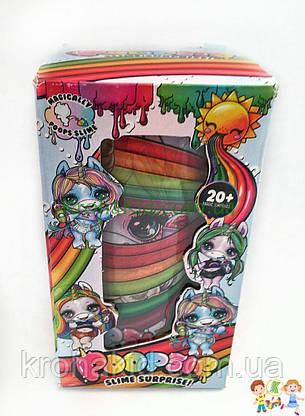 Ігровий набір лялька Пупси Poopsie Єдиноріг - Лялька пупс-єдиноріг - Единорожка POOPSIE UNICORN S-53 - аналог, фото 2