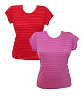 Футболка женская,комсомольский женский трикотаж,женская одежда от производителя,интернет магазин,стрейч кулир