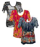 Футболка женская трикотажная,женская одежда от производителя,комсомольский трикотаж от производителя,стрейч