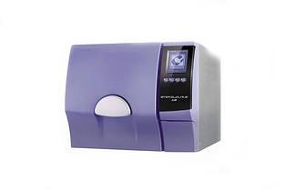 Автоклав STERICLAVE 18B LCD (объем 18 л, В класс, интегрированный принтер, автоматическое закрытие при включении)
