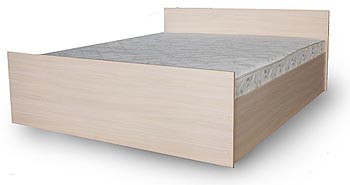 Кровать 1 (160Х200 Жесткое основание из ДСП)