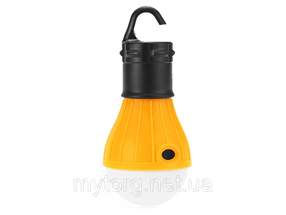Водонепроницаемая LED -лампа  Жёлтый