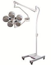 Мобільна LED безтіньова операційна лампа BT-LED 5SC Праймед